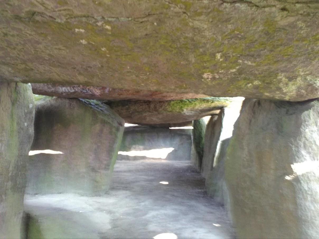 La Roche aux Fées, à Essé, en Ile-et-Vilaine