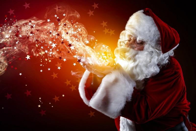Croire au Père Noël...
