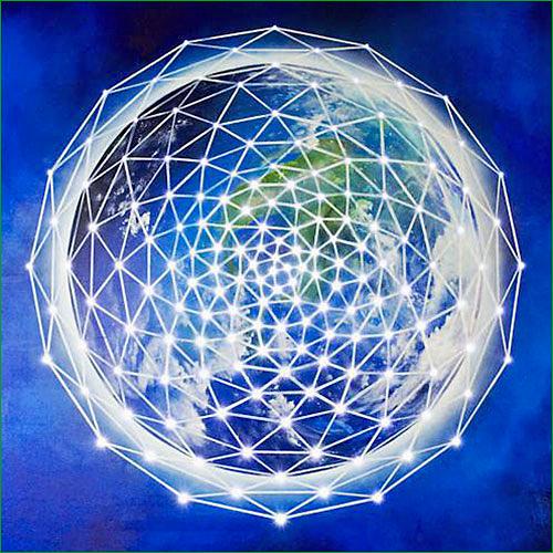 La Grille Cristalline de la Terre, Gaïa, notre mère