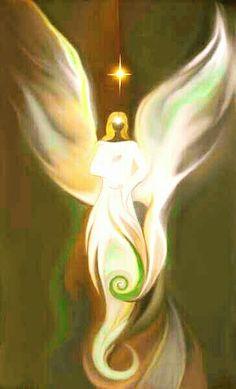 illustration d'un Archange