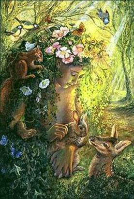 Ostara : la fête de la fécondité de la Nature !