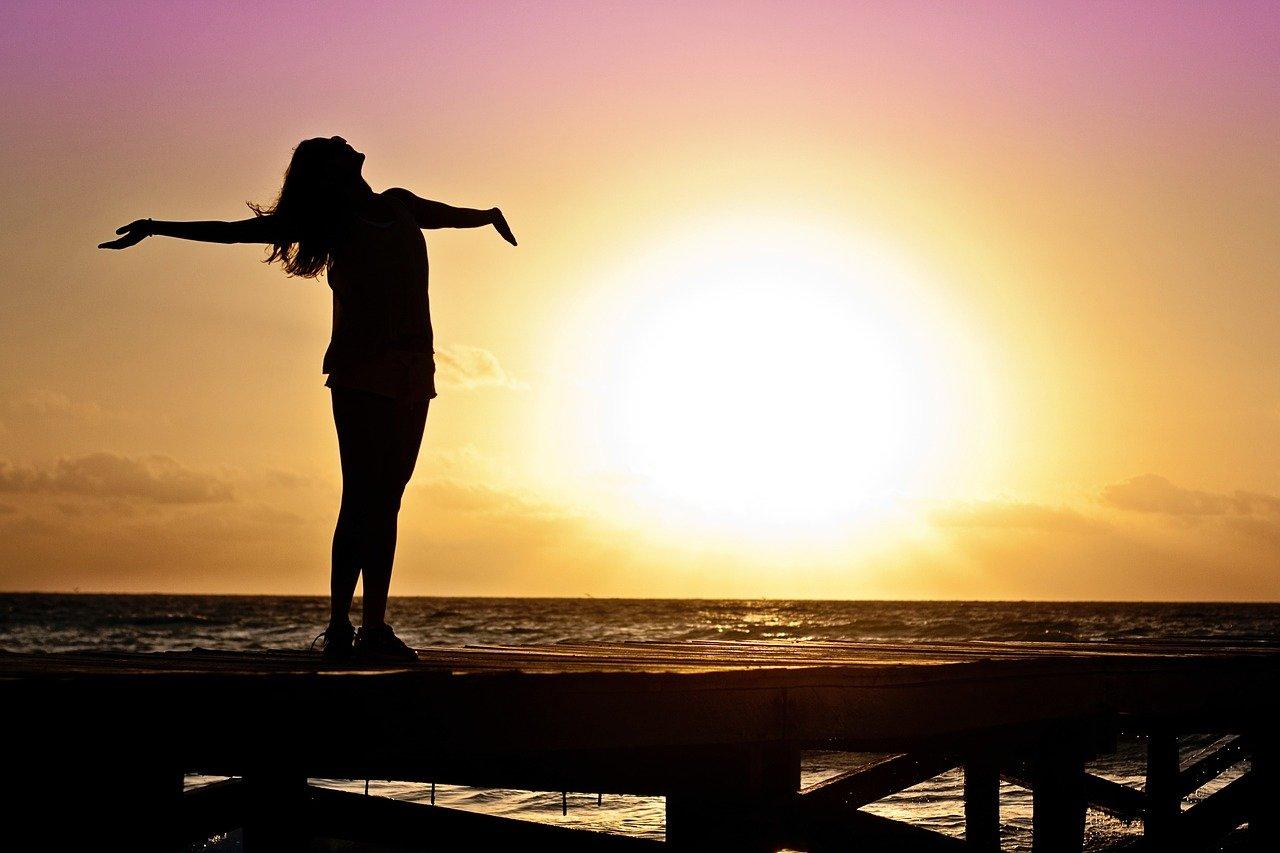 Être libre et heureux !