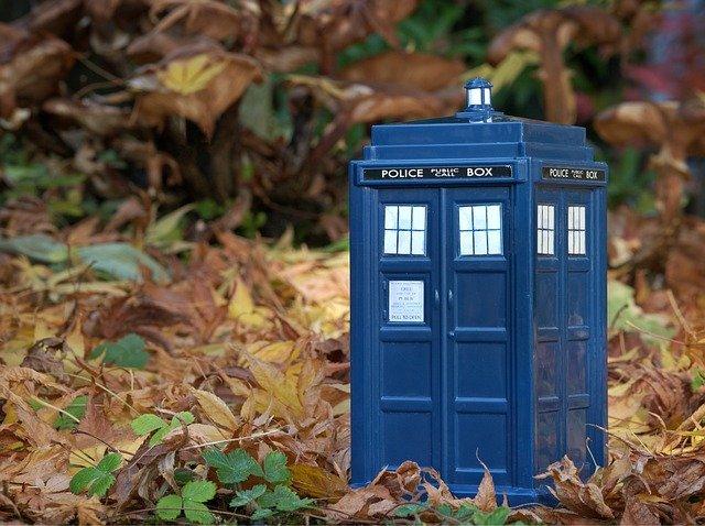 """Pour ceux qui connaissent : Dr Who, """"maître du temps"""""""
