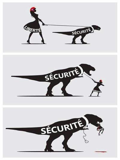 Liberté ou Sécurité ?